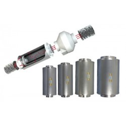 Phresh Inline Filters 1000m3/H Ø160mm