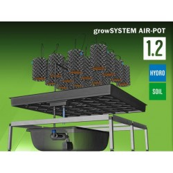 growSYSTEM AIR POT 1.2 - 120x120cm