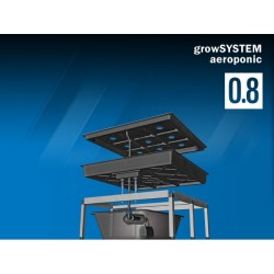growSYSTEM aéroponique 0,8 80x80cm