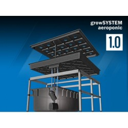 growSYSTEM aéroponique 1.0 100x100cm
