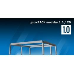 growRACK modulaire 1,0 / 25