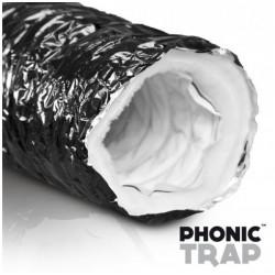 Gaine Phonic Trap 3M Ø160mm Prédécoupé