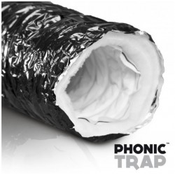 Gaine Phonic Trap 10M Ø204mm Prédécoupé