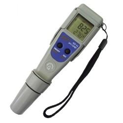 Testeur de pH Mètre et Température Waterproof Adwa (AD11)