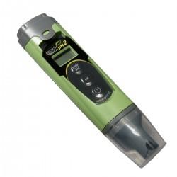 Testeur de pH Mètre et Température Eutech Eco2