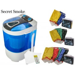 Secret Smoke 5 sacs