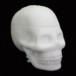 NoGoo Skull White Fluoreszierend