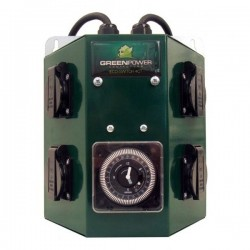 Relais Green Power 4 x 600W
