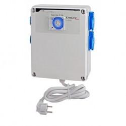 Relais GSE Timer Box 4 X 600W + chauffage