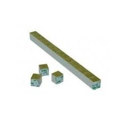 Grodan Cube laine roche 4x4cm carton 2250 cubes