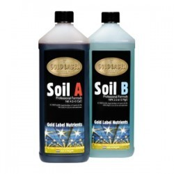 Gold Label Soil A+B 2x5 litres