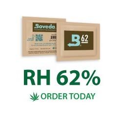 Régulateur humidité Boveda 62% 8gr.