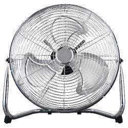 Ventilateur Industrial Floor Fan à grille 30 cm
