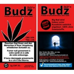 CBD Budz Big Bud 2gr.