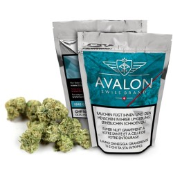 CBD Avalon N°8 Indoor 1,12g.