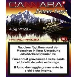 CBD Cannaba Power Sour 4,5gr.