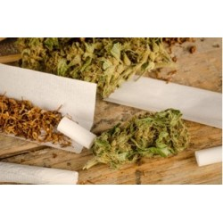 CBD Tweed Mixte Joints Pré-Roulé