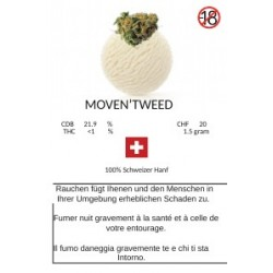 CBD Moven`Tweed 1,5gr.
