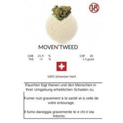 CBD Moven`Tweed 1,5gr.