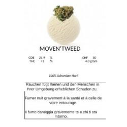 CBD Moven`Tweed 4gr.