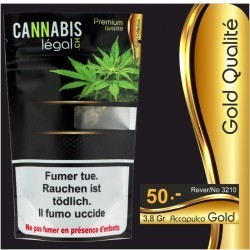 Cannabis-légal Accapulco Gold 3,7gr