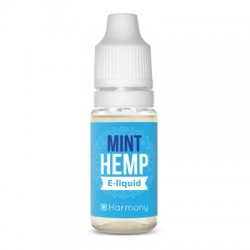 Meet Harmony Mint Hemp 100mg CBD