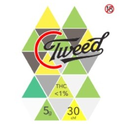 CBD CTweed 5gr. Serre 19% CBD