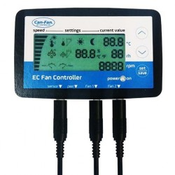 Temperature + speed Controller Q-max EC