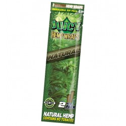 Juicy Jays Blunts Hemp Wrap Natural