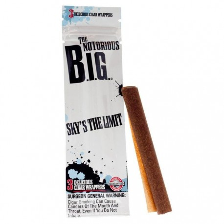 The Notorious B.I.G Sky`s the Limit Blunts