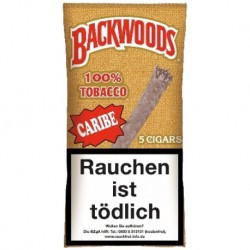 Backwoods Blunts Caribian 5pcs.