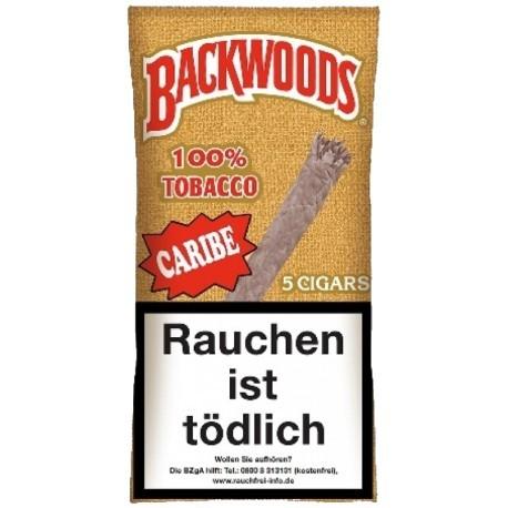 Backwoods Blunts Caribian 5pcs.