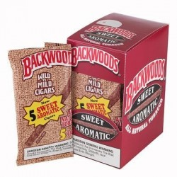 Backwoods Blunts Sweet Aromatic 5pcs.
