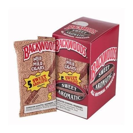 Backwoods Blunts Sweet Aromatic 5pcs.