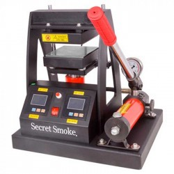 Presse Rosin Hydraulique Secret Smoke
