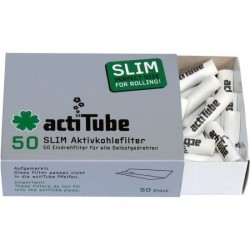 Filtres ActiTube SLIM 50