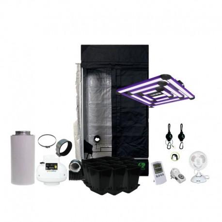 Box Culture 80x80 LED Lumatek ATTIS 300W
