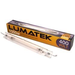 Ampoule Lumatek HPS 1000 watts 400V