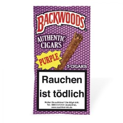 Backwoods Purple (Honey Berry) 5pces.