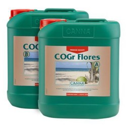 Canna COGr Flores A+B 2x5 litres