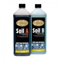 Gold Label Soil A+B 2x1 litres