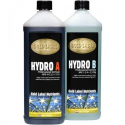 Gold Label Hydro A+B 2x5 litres