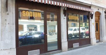 Sodium Genève - Magasin Rue Caroline 27 1227 Acacias Genève