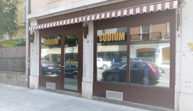 Magasin Sodium à Rue Caroline 27 1227 Acacias  Genève